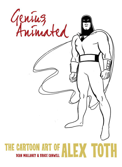 Genius-Animated-The-Cartoon-Art-of-Alex-Toth-14