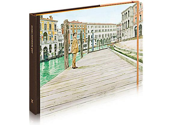 Jiro-Taniguchi-Venice-Louis-Vuitton-Travel-Book-1