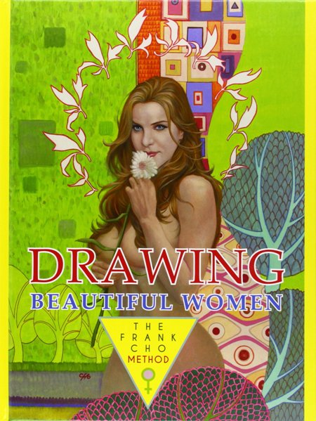 Drawing-Beautiful-Women-The-Frank-Cho-Method-books-1