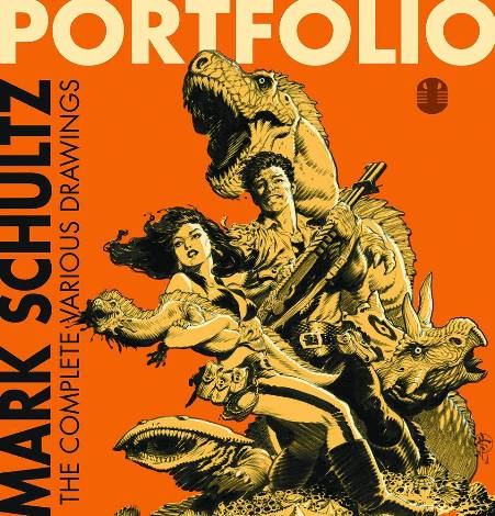 Portfolio-The-Complete-Various-Drawings-by-Mark-Schultz-1